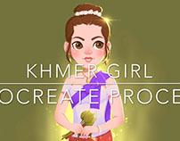 Khmer Girl