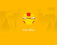 GIF : Superheroes