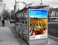 Campaign Advertising: El cambio está en tus manos