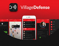 VillageDefense - Neighborhood Security App