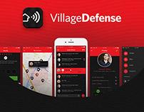 VillageDefense - Neighborhood Security App