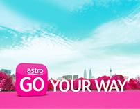Astro Go App