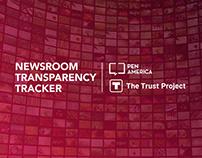 Newsroom Transparency Tracker