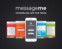 MessageMe | Mobile App Design
