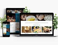 Ocean Villas website