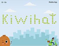 Kiwihat - Your Daily Order User Mobile App