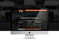 Layout Site - RV Transportes