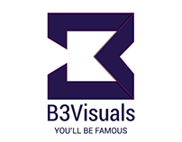 B3Visuals Logo
