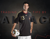 Trading Tips by Michael Ballack
