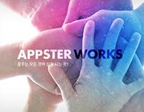 AppsterWorks Corp Website