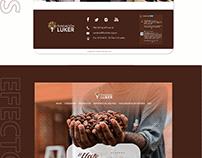 Rediseño página web Fundación Luker
