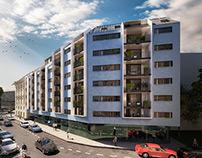 Sankt-Johann-Gasse strasse apartments