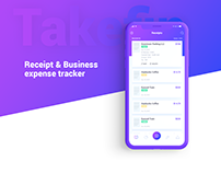 TakeFin Mobile App