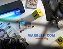 Marbles.com CBS Sponsorship idents