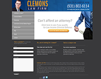 Clemons Law Firm