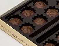 CHOCOLATES MONJES TRAPENSES / CATALOGO