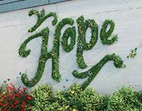 HOPE CGI Plant Wall