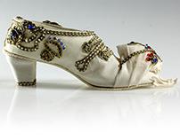 Shoe design_ Desire of immortal