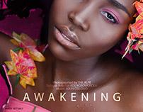 Awakening - Editorial for Poke Africa Magazine