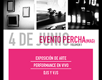 EVENTO PERCHA - VOLUMEN 1