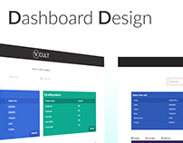 Dashboard design and development