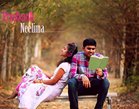 Prashanth-Neelima postwedding photoshoot