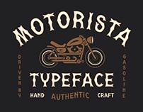 MOTORISTA - FREE FONT!