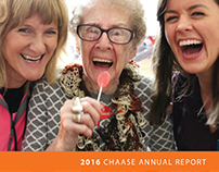 2016 CHAASE Annual Report, UW-Eau Claire,