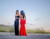 Dayana y Paloma