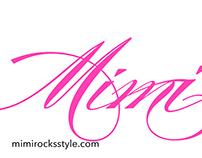 Mimirocks Logo & Business card Set