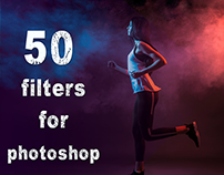 Filters For Photoshop& Blending