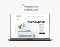 wnetrzadlaciebie.com Home decor WWW Design