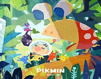 Pikmin fanart