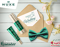NUXE Anti ageing FB Campaign