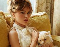 Vogue - Brigette Bardot