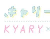 Kyary Pamyu Pamyu / Logo