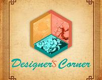 Designers Corner New logo
