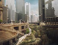Chicago gone dry
