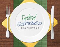Festival Gastronômico CenterVale Shopping