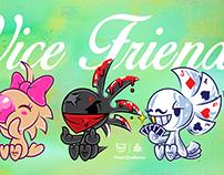 อบายมิตร : Vice Friends