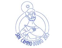Camisetas San Campio 15