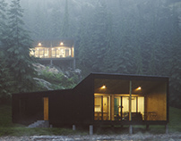 COSMOS Camp - prefabricated cabins for hotel industry