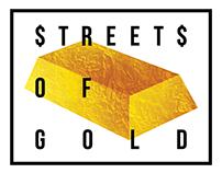 Streets of Gold | Affiche promotionnel de musique