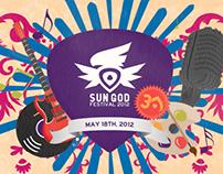 Sun God Festival 2012