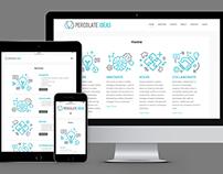 Percolate Ideas - Web Design