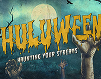 Huluween 2014 campaign