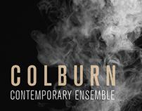Colburn Contemporary Ensemble 11/2017 Poster