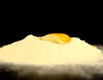 Vídeo gastronómico (pastaalpesto)
