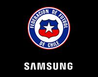 TVC / Samsung Auspiciador de la Selección