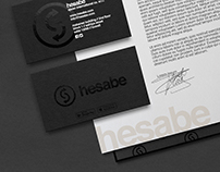 Hesabe // Online Payment Service App // Branding
